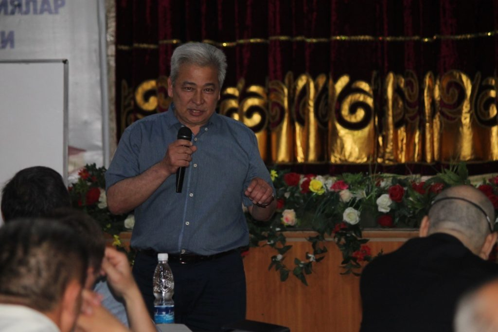 Абдыбалиев М.К., генеральный директор ОАО «ПРОМПРОЕКТ»